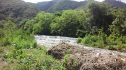 Hiking scenery in Vilcabamba