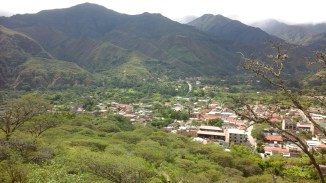 More views from above Vilcabamba