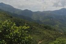 Ecuadorian mountain views