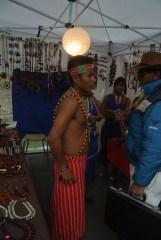 Amazonian artisan