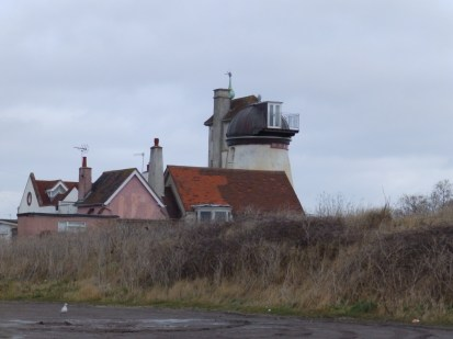Old Coastguard Station, Aldeburgh, SuffolkOLYMPUS DIGITAL CAMERA