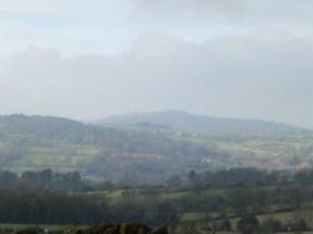 View of Derbyshire