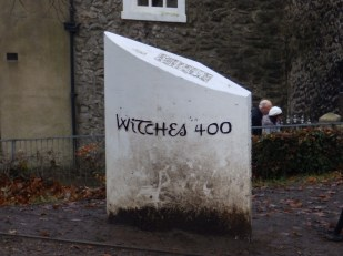 The Pendle Witch trail