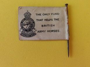 Horses were popular too