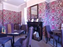 Tea room decor at Clumber Park, Nottinghamshire