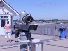 Quantum Tunnelling telescope - Tim Hunkin