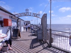 Attention to detail - Southwold Pier