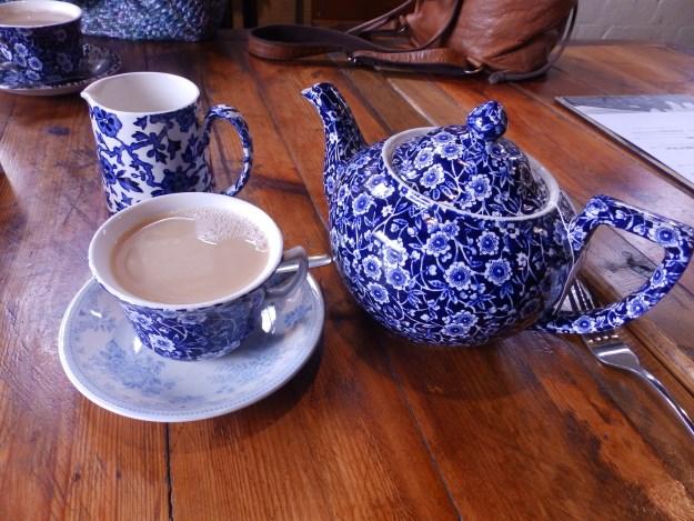 Tea at