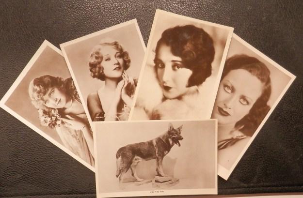 Picturegoer Postcards
