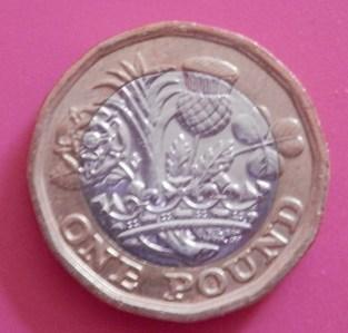 Normal £1