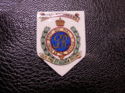 Royal Engineers (Broken Pin)
