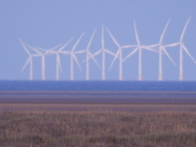 Wind Turbines - Horseshoe Point