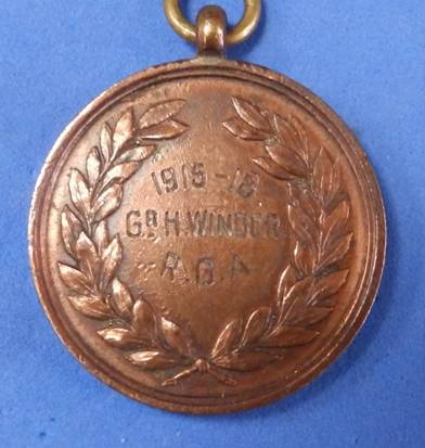Wath Main Colliery Tribute MedalPicture3