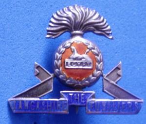 Lancashire Fusiliers Sweetheart