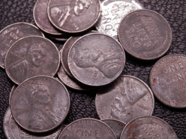 Wartime Lincoln Cents