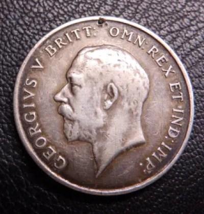 British War Medal 1914-18 to Pte Morris Sheffield Pals