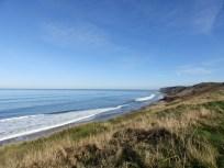 Beach at Sandsend