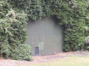 Tunnel entrance, Nottingham Victoria