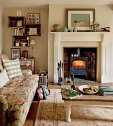 Wtsenates Enchanting Country Cottage Living Room Ideas in collection #5554