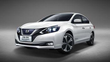 Sylphy Zero Emission, sedã elétrico da Nissan inicia produção