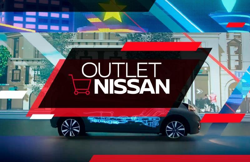 Outlet Nissan 2020: IPVA grátis e financiamento em até 60 meses