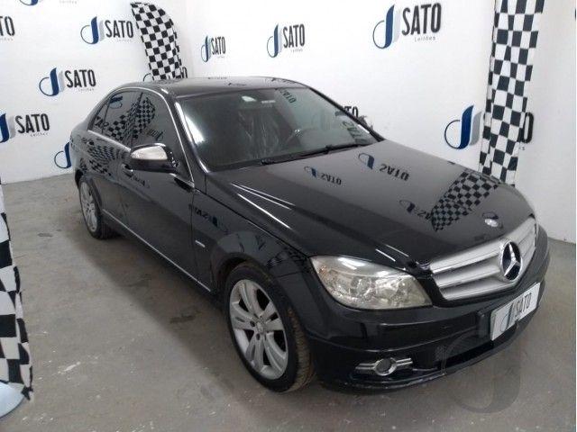Leilão do Santander tem Mercedes-Benz C-200 K 2008 e outros veículos
