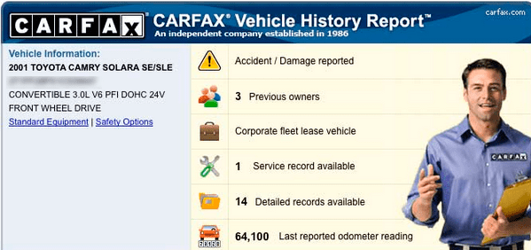 carfax-accident-report