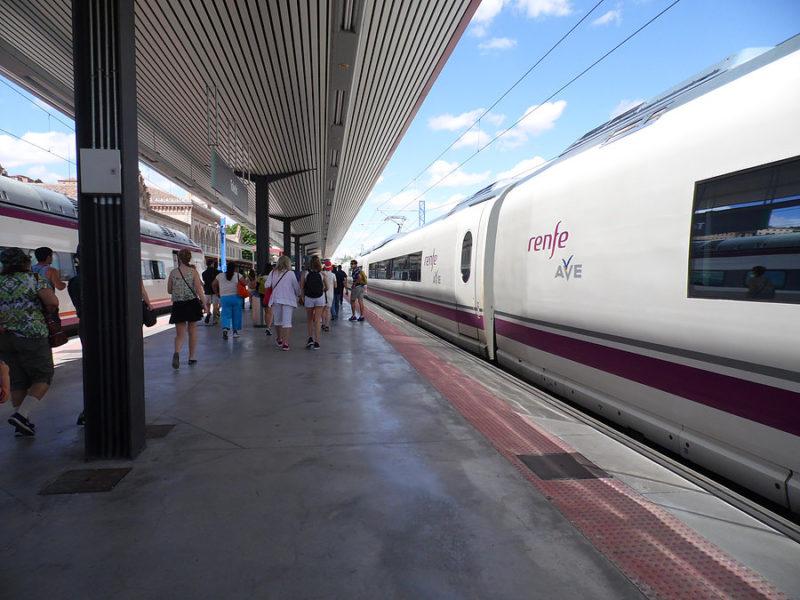O que fazer em Toledo - estação