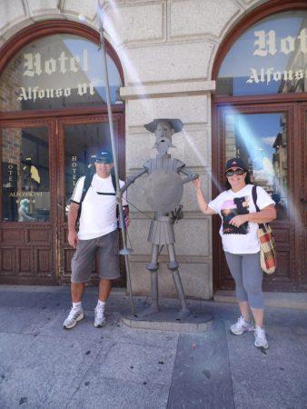 O que fazer em Toledo - Dom Quixote