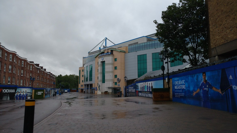 A casa do Chelsea Football Club 1