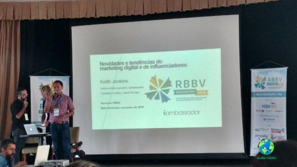 Encontro RBBV 2016