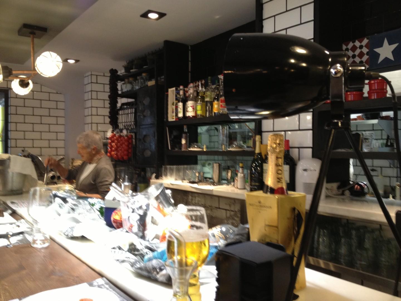 Restaurante en barcelona l 39 ostia barceloneta - Restaurante l ostia ...