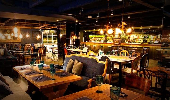 Ura restaurante con ambiente en barcelona - Restaurante ken barcelona ...