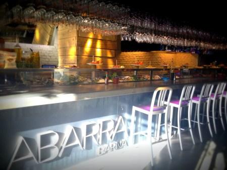 LA BARRA RESTAURANTE BARCELONA
