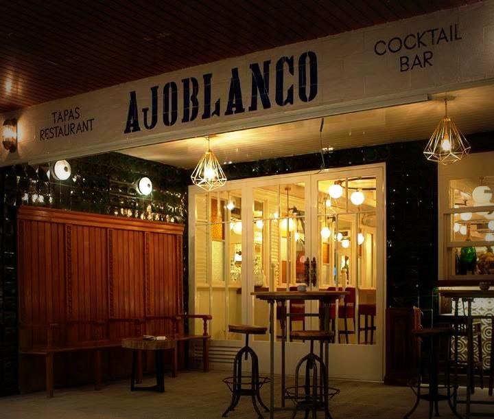 Nuevo restaurante en la calle tuset de barcelona ajoblanco - Restaurante ken barcelona ...