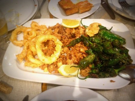 el gallego de casanova barcelona restaurante pulpo gallega que se cuece en bcn (15)