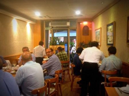 el gallego de casanova barcelona restaurante pulpo gallega que se cuece en bcn (6)