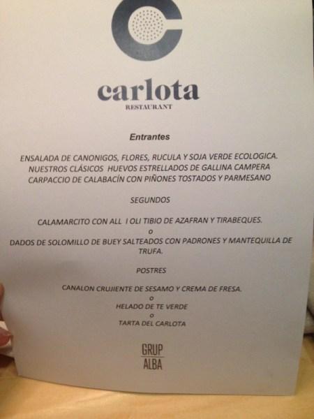 01-RESTAURANTE CARLOTA RESTAURANT LOVER WEEK ATRAPALO QUE SE CUECE EN BCN (1)