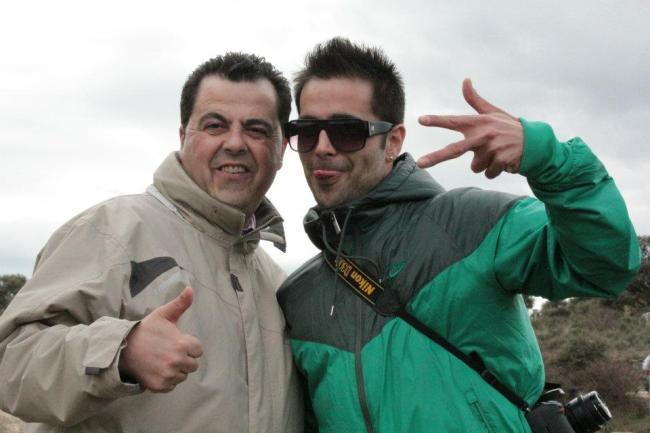 Fernando Fregeneda y Javier Garduño