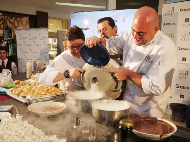 #CocinaconQueso