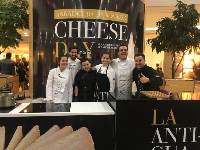 La Antigua Cheese Day, en Pamplona