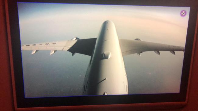 Volando a Shanghài