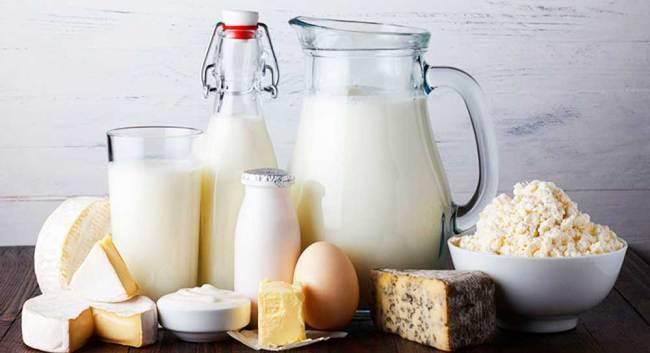 Leche y productos lácteos, para reforzar tu sistema inmunológico