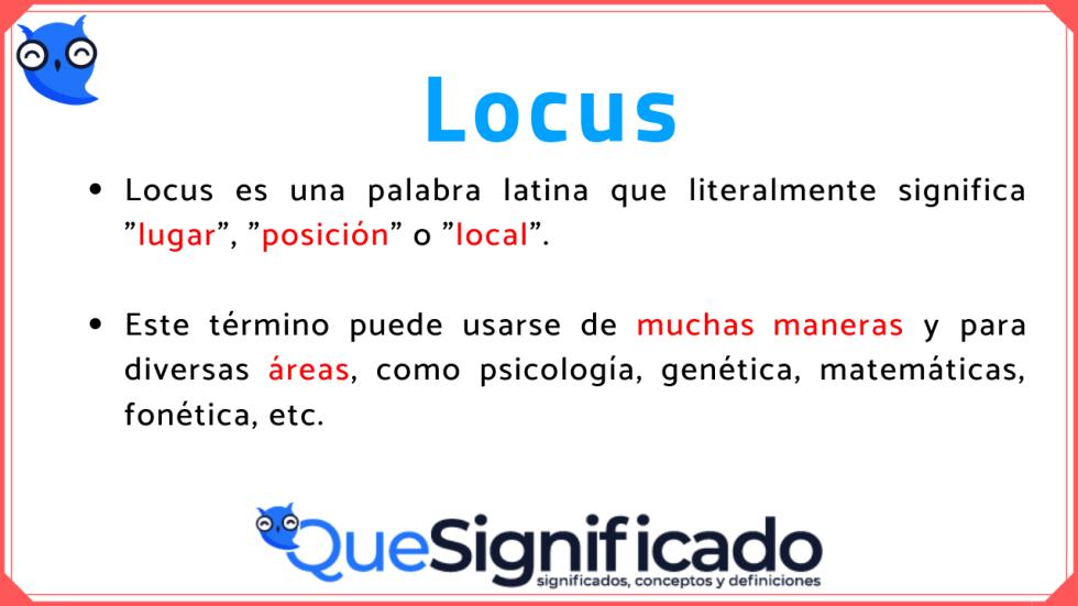 que-es-locus-significado-definicion