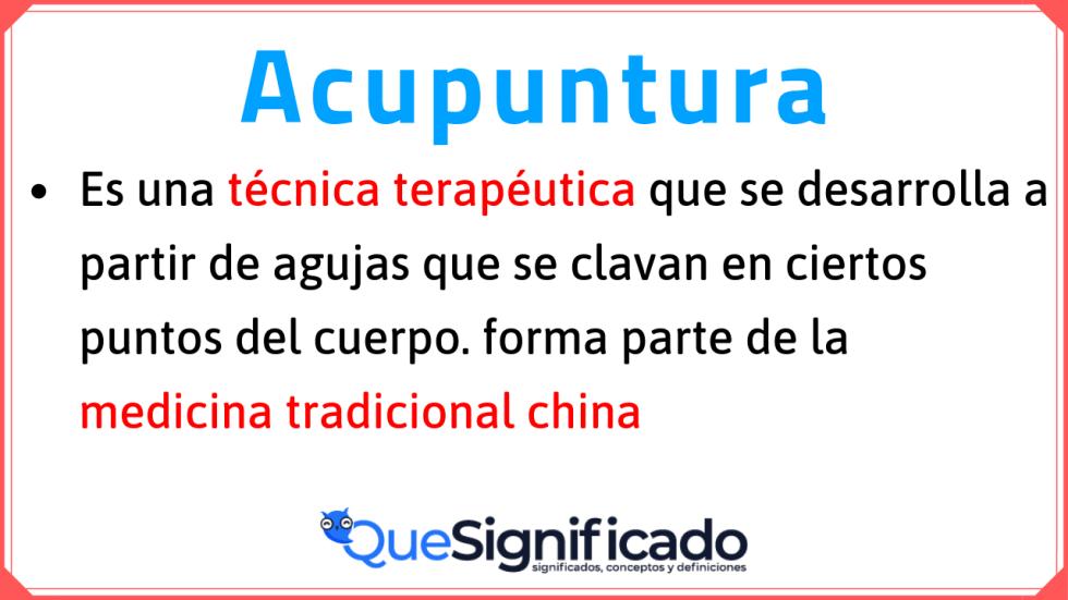 definición-de-acupuntura