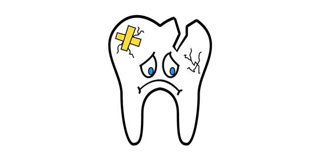 Soñar que se rompen los dientes
