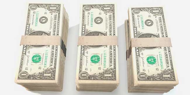 Soñar con mucho dinero