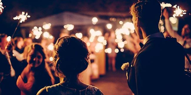 soñar con fiesta de matrimonio