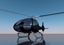 Soñar con helicoptero
