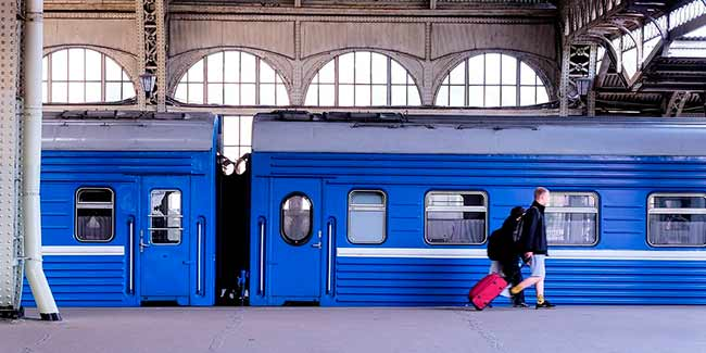 Soñar con viaje en tren